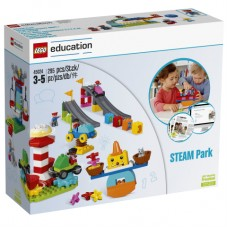 LEGO EDUCATION Конструктор DUPLO 45024 Планета STEAM