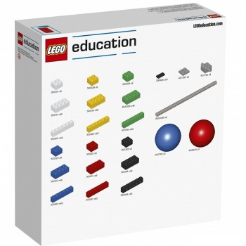 Конструктор LEGO Education WRO Brick Set 45811